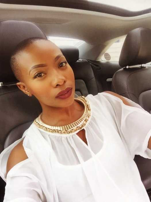 Pearl Modiadie Not In A Rush For Marriage Entertainment Sa