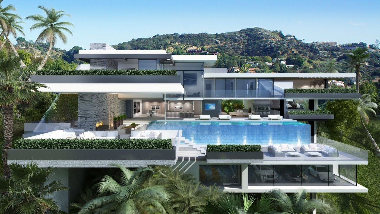 five most expensive celebrity homes! - entertainment sa