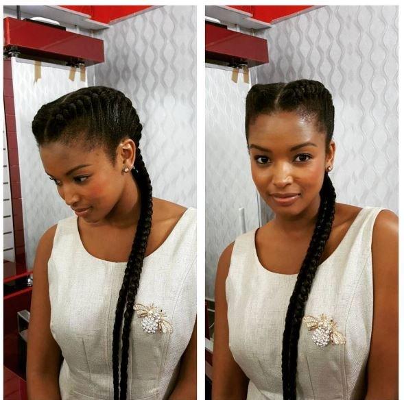 Ayanda Thabethe Joins Sabc 3 Top Billing Show