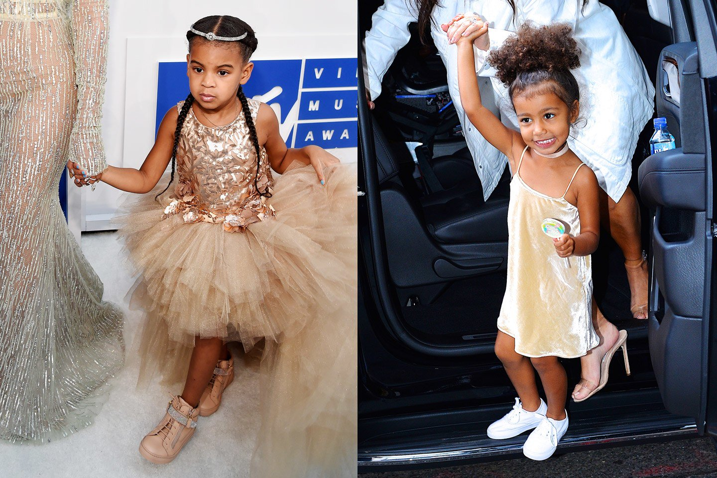 Blue Ivy Carter And North West | www.imgkid.com - The ...