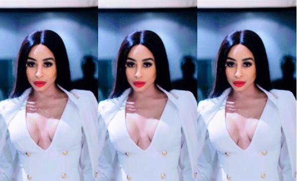 Kelly Khumalo on bleaching her skin - Entertainment SA