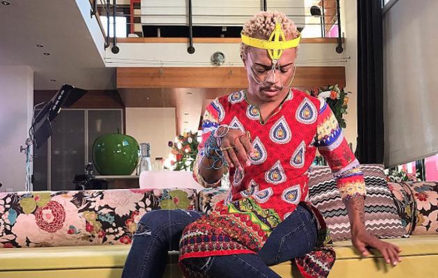 ''Miss me a little bit,'' said Somizi as he turned down next year's SAMAs hosting gig!