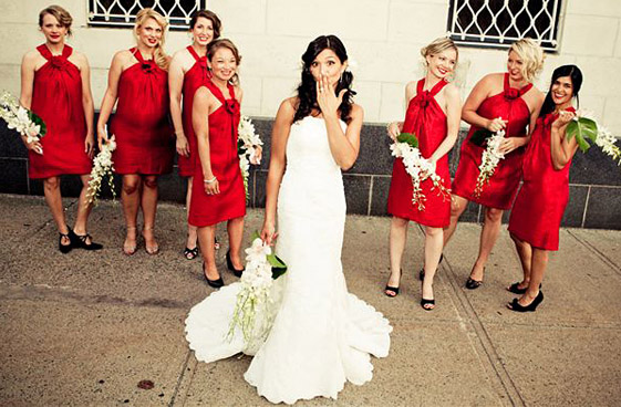 Meet the woman who gets paid to be a bridesmaid!