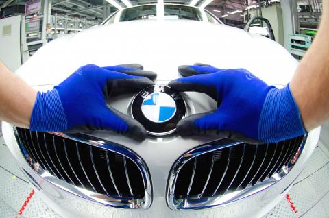 Find out why BMW will halt production in China, Germany and South Africa.