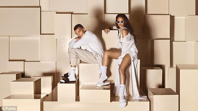 Rih-invention: Rihanna drops her latest Fenty x Puma 'The Jelly Slide' design!