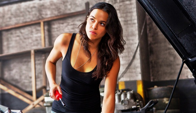 Michelle Rodriguez bidding farewell to ''Fast & Furious''?