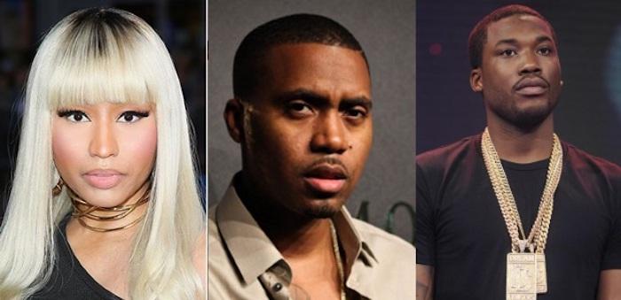 No Meek negativity formed against Nas and Nicki Minaj's relationship shall prosper– report.