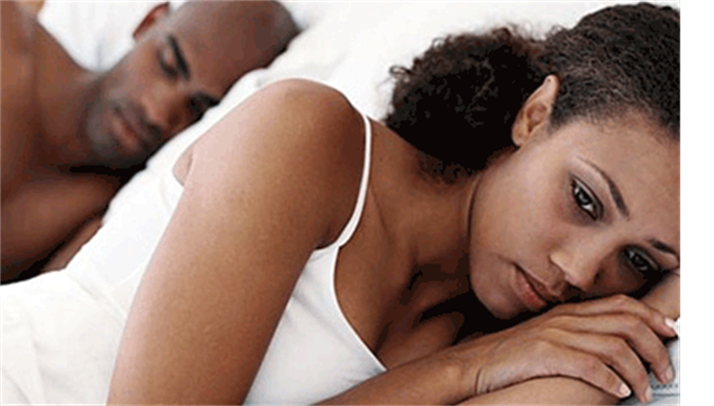My husband falls asleep every time after the first round, what should I do?