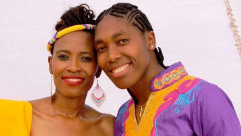 Caster Semenya and Violet Raseboya are ready to be parents!
