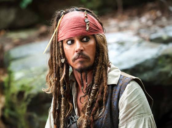 Johnny Depp cracks a joke about assassinating Donald Trump!