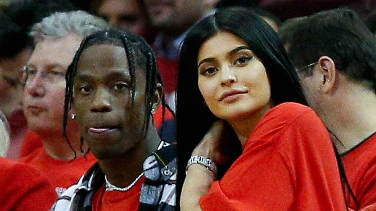 Kylie Jenner and Travis Scott get matching tattoos on their ankles!
