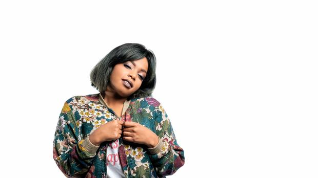 Shekhinah spends some time in studio with Jason Derulo!