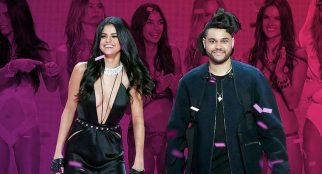 The Weeknd goes all diamond emoji on Selena Gomez's pic!