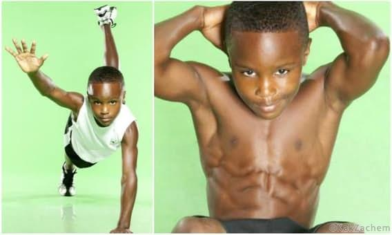 These kids are probably stronger than you, check them out.
