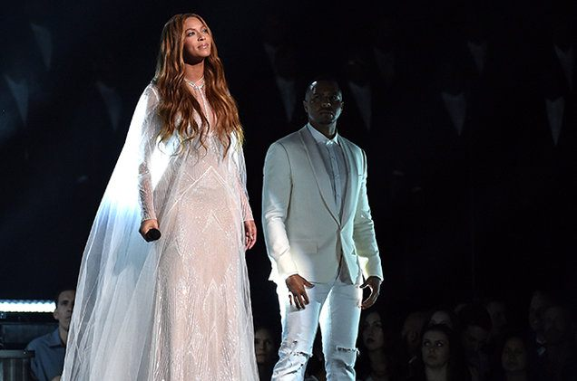 Oh yeah, it seems like Beyoncé is already working on a new album!