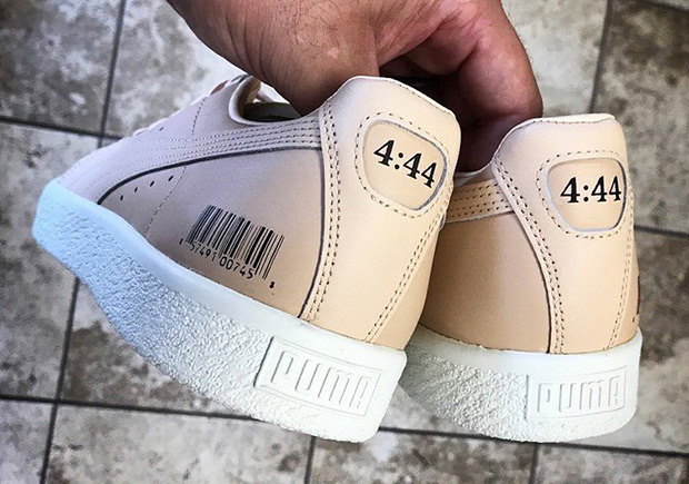 Will Puma use JAY-Z's 4:44 to name their next sneaker?