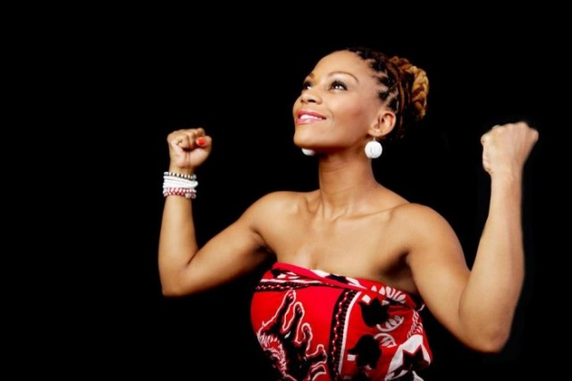 Generations actress Letoya Makhene aka Tshidi is pregnant!