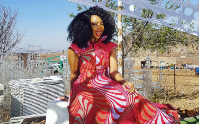 Thembisa Mdoda found love on Our Perfect Wedding