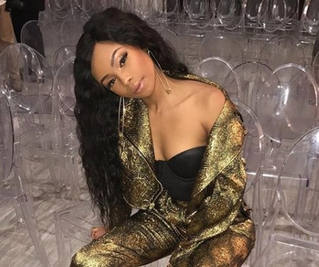 Bonang's book publisher takes the fall for the inaccuracies!