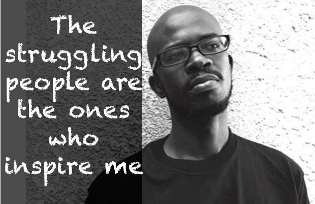 DJ Black Coffee wants to add a book on the long list of his credentials.