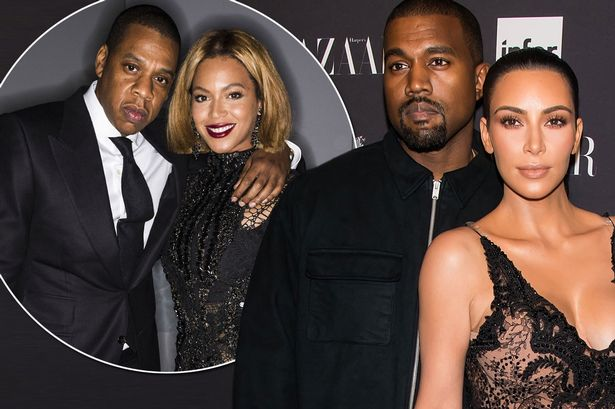Kanye West reportedly feels Jay-Z and Beyonce never really liked Kim Kardashian!