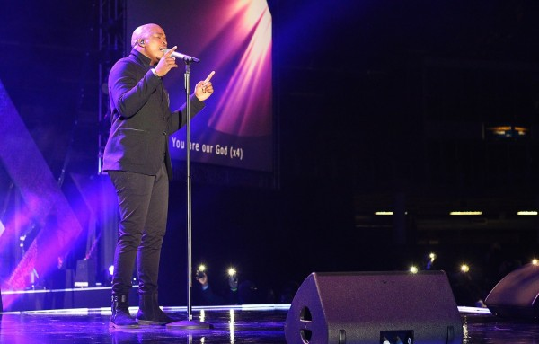 Watch: DR. Tumi fills up the Dome!