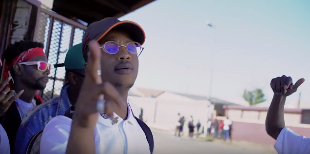 New video alert! Emtee drops the visuals for his latest single ''Corner Store.''