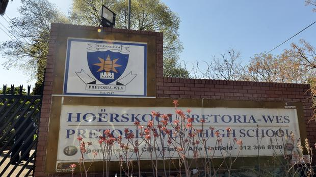Pupils at Hoërskool Pretoria West campus demand skinny jeans as uniform or no class!