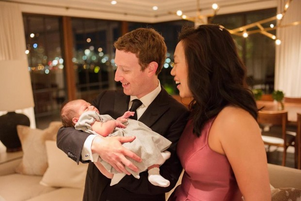 Mark Zuckerberg welcomes second daughter named 'August.'
