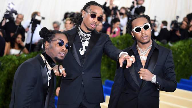 Migos to perform for the first time in South Africa!