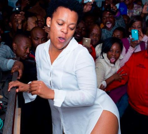 Zodwa Wabantu banned from performing in Zimbabwe!
