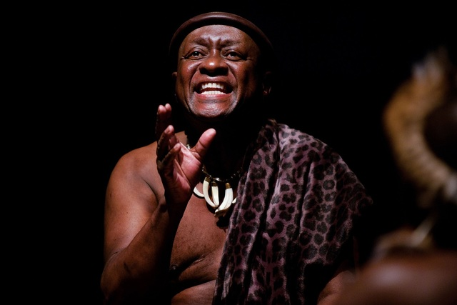 Hot Story Veteran Musician Mbongeni Ngema Charged With Attempted