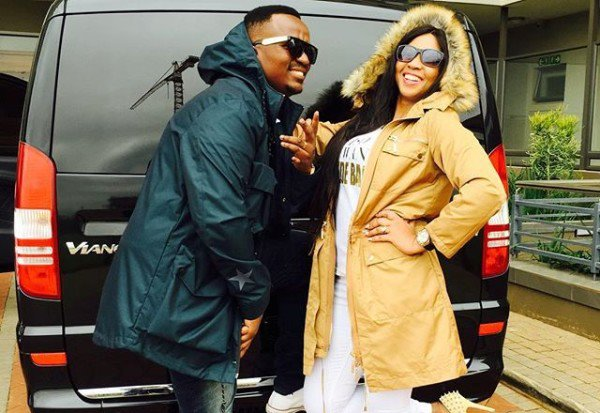 ''He said he wanted a daughter who looked like me'' - Sfiso and Ayanda Ncwane were trying for another baby.