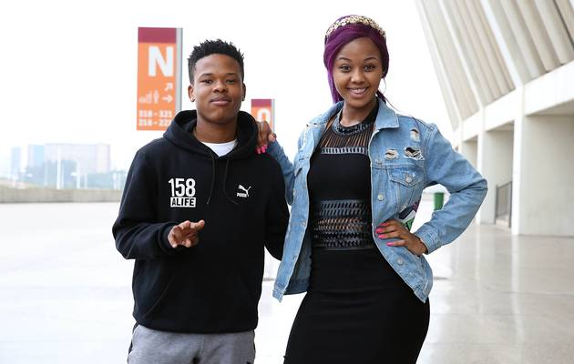 Babes Wodumo and Nasty C nominated for the 2017 MTV EMAs!