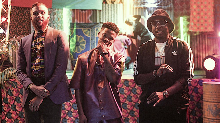 Watch: Major Lazer & DJ Maphorisa's 'Particula' hits trends list on Youtube!