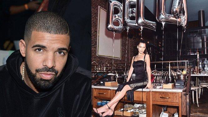 Hollyweird! Drake rumoured to be dating The Weeknd's ex, Bella Hadid!