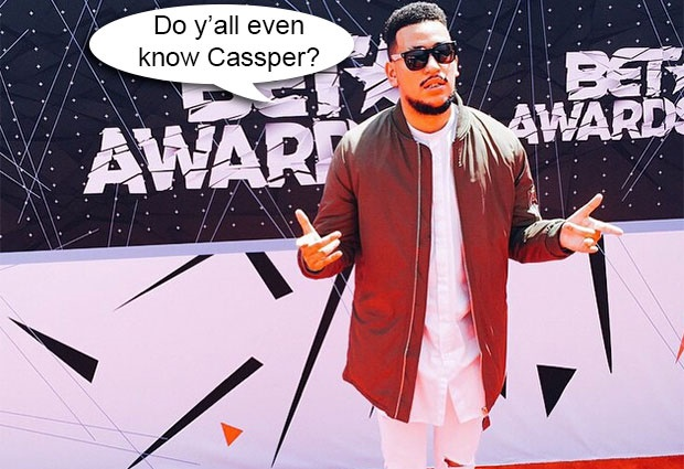 These Tweets between AKA and Cassper have Twitter convinced their beef is far from being over!