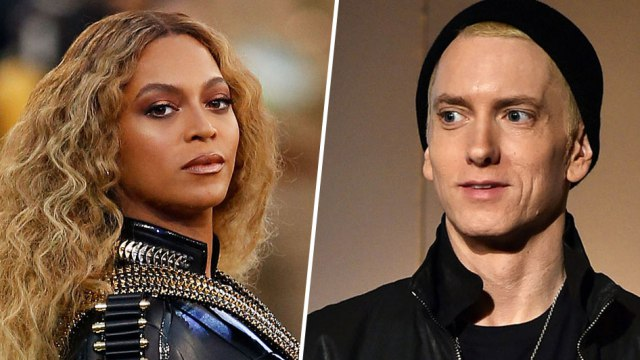 New track alert: Eminem makes a grand return to hip-hop, featuring Beyoncé!