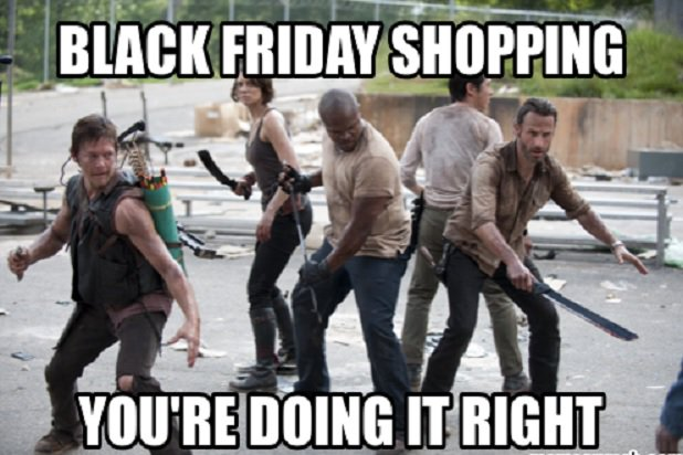 In Memes: Find out what type of person you are this on this day (Black Friday)