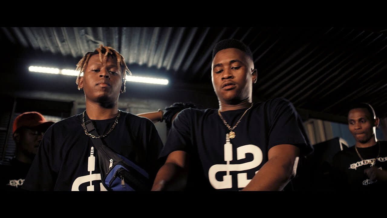 Popular Gqom track by Distruction Boyz gets a S/O from