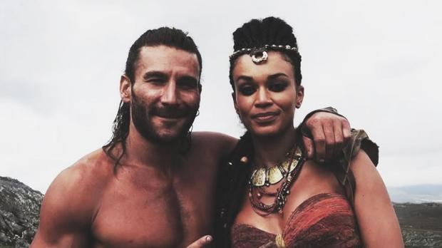 Pearl Thusi scores lead role in Scorpion King: The Book of Souls!