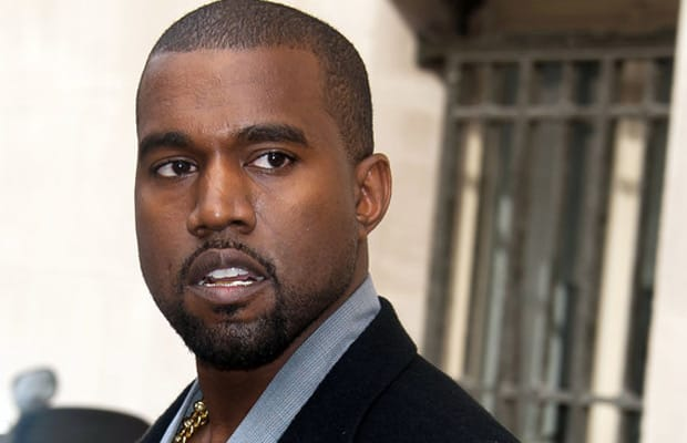 Kanye West caught in the middle of his dad's dramatic divorce