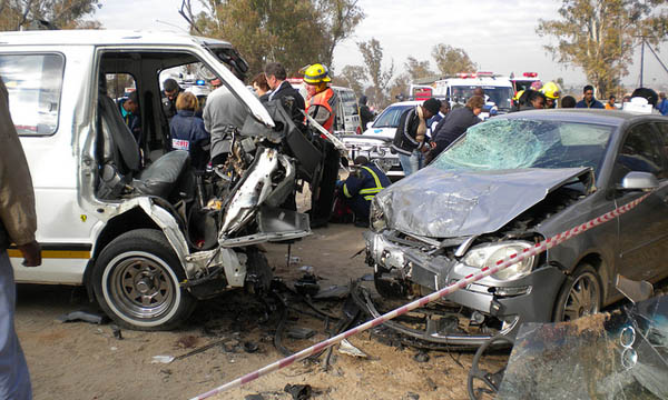 Five Die In Car Accident