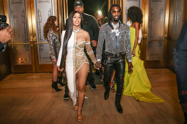 Offset reportedly cheated on Cardi B a month before proposing!