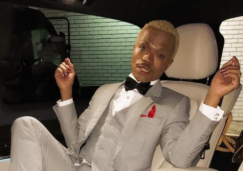 Somizi accused of exaggerating his sexuality to profit off the fame!