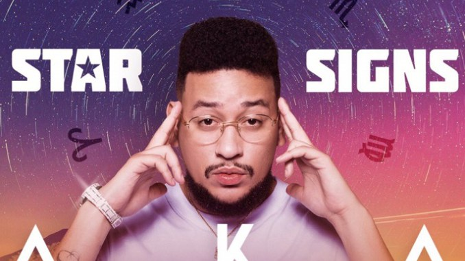 Oh yes, he did: AKA throws shade at everyone from Cassper Nyovest to Riky Rick on his new track!