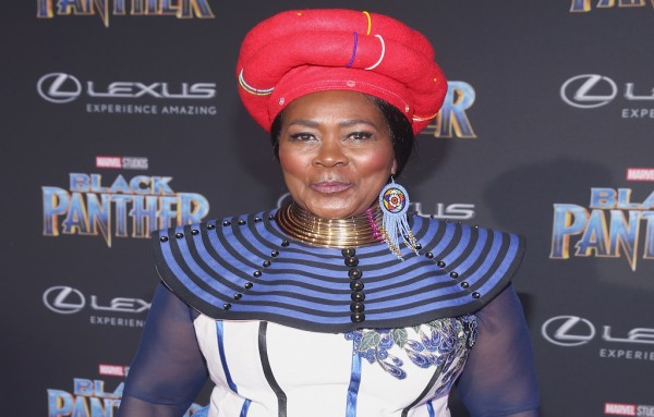 PICS: South African actors shine at Black Panther world premiere!