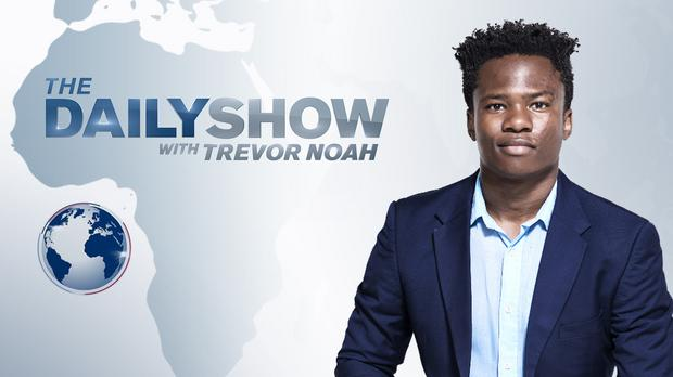 Getting to know Daily Show's new African correspondent Loyiso Madinga!