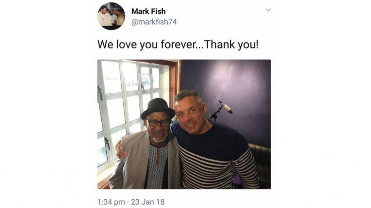 Mark Fish Challenge gains momentum on social media!