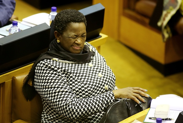 IN MEMES: SA reacts to Bathabile Dlamini's new position